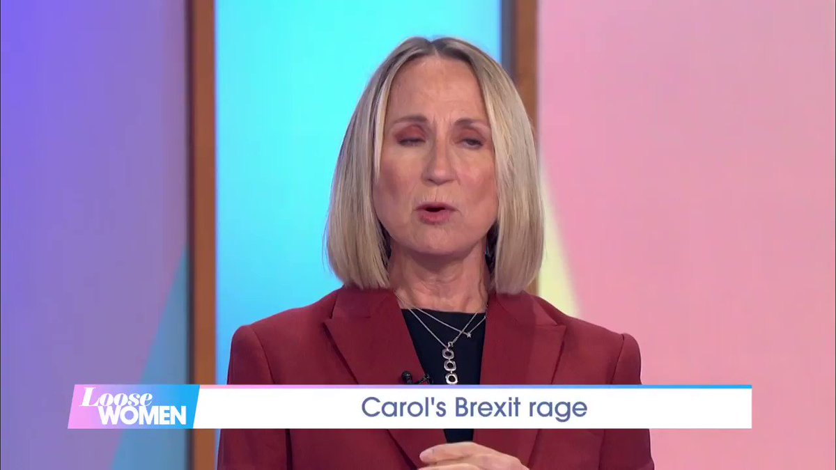 Carol's got the #Brexit rage… are you on the same page?