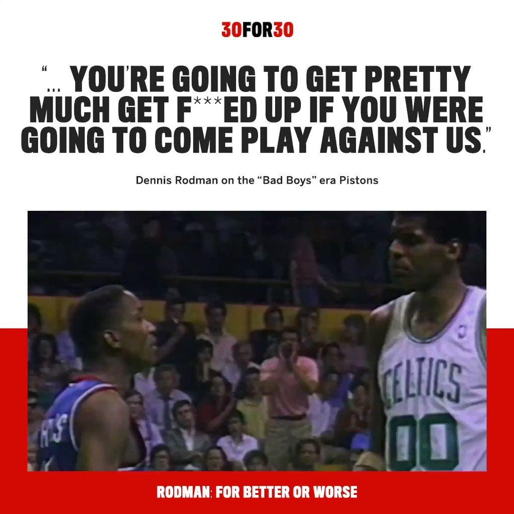@ESPNNBA's photo on Dennis Rodman
