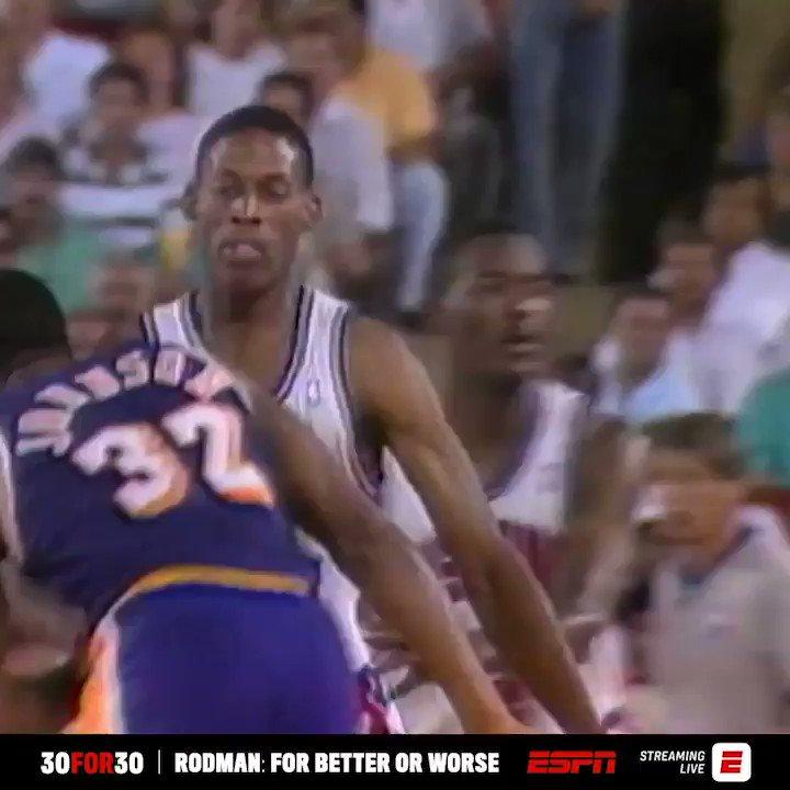 @SportsCenter's photo on Dennis Rodman