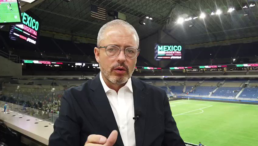 @RCadenaTV's photo on #mexvsarg
