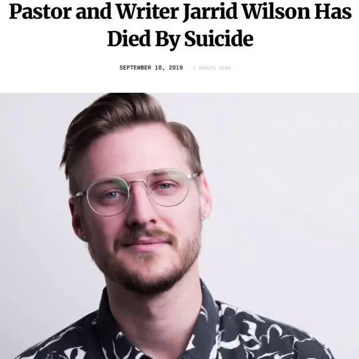 @TalbertSwan's photo on Jarrid Wilson