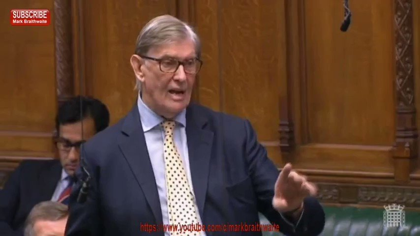 BILL CASH MP; This parliament gave the decision to the people, and this parliament has no right to take that decision from them ABSOLUTELY CORRECT @BillCashMP