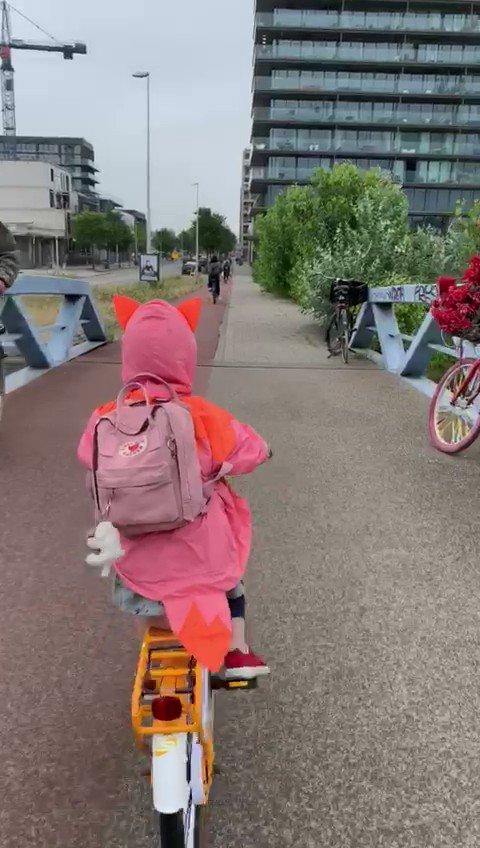 Si diseñas una ciudad que funcione para niños, diseñas una ciudad que funcione para todos. (video @BicycleMayor020)