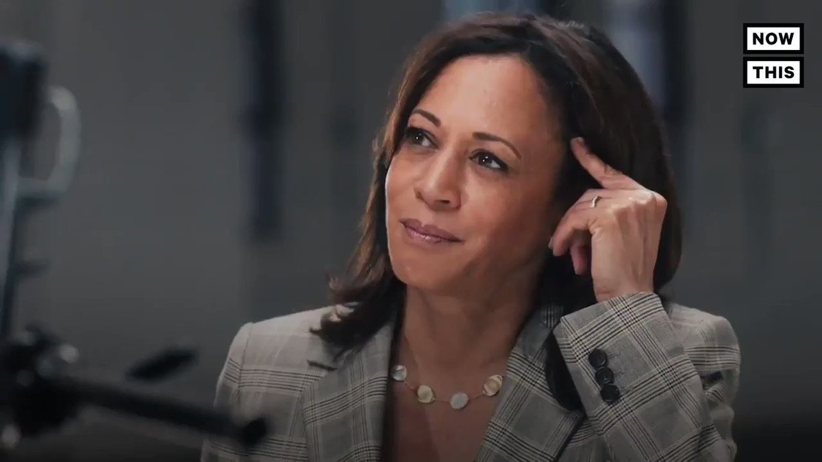 Health care… well, it affects us all. @KamalaHarris shares how it affected her...