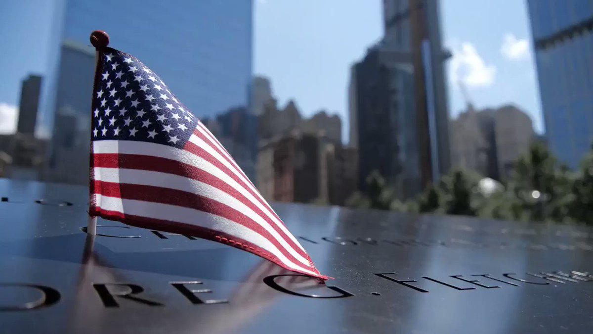 On 9/11, communities all over the United States hold special events and services to commemorate this solemn occasion. The US flag should be displayed at half-staff wherever it flies. Today, we remember and honor those who perished and stand united against hate.