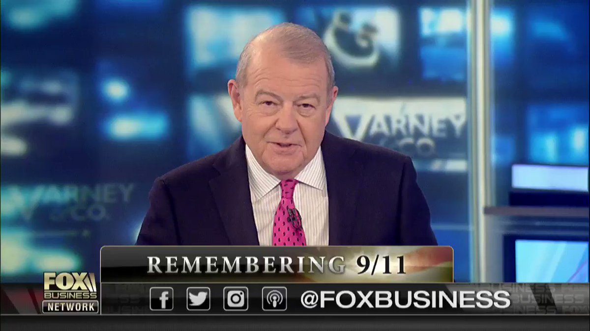 Today, we remember the tragic events that took place 18 years ago in #NewYorkCity. @BlakemanB joined Stuart to reflect on his experience of working as the Former Deputy Assistant to George W. Bush in the #WhiteHouse on September 11th, 2001. #VarneyCo #NeverForget