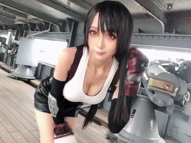コスプレイヤーカモミールのTwitter動画30