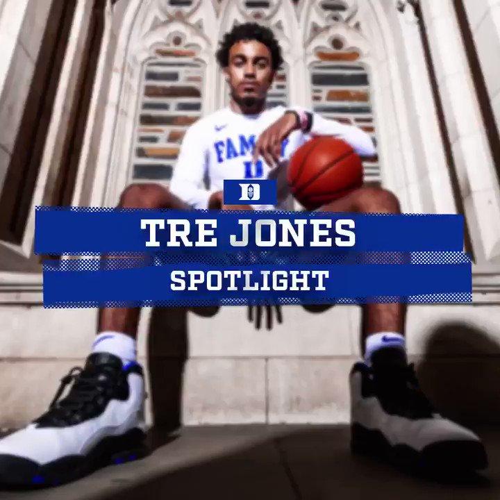 Tre Jones Shared His Main Goal For His Sophomore Year At Duke