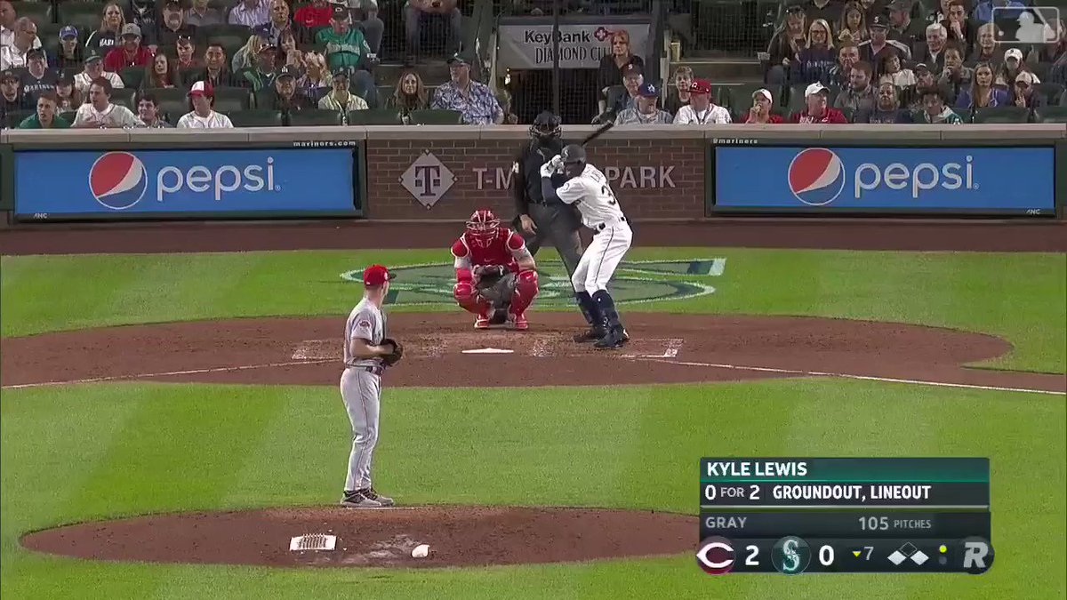 @MLBPipeline's photo on kyle lewis