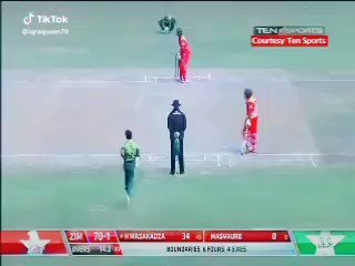 Hassan and shadab great moment