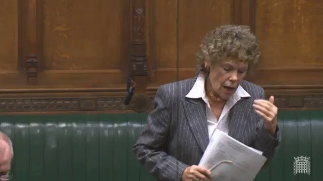 Kate Hoey is right If the EU know our Parliament will keep kicking the Brexit can down the road, they will gladly acquiesce and take our money Labour MPs mock, heckle and shout nonsense RT if you agree that these Labour MPs are mocking 17.4m people #ParliamentVsThePeople