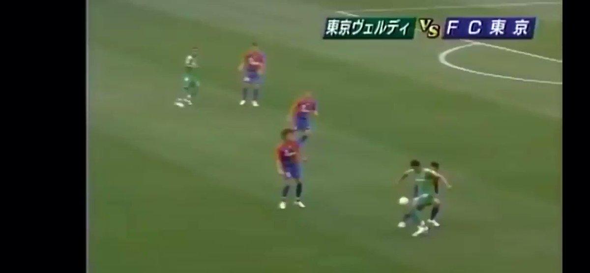 長友佑都vsフッキ当時Jで手がつけられなかったフッキを、大学生が完封した試合。