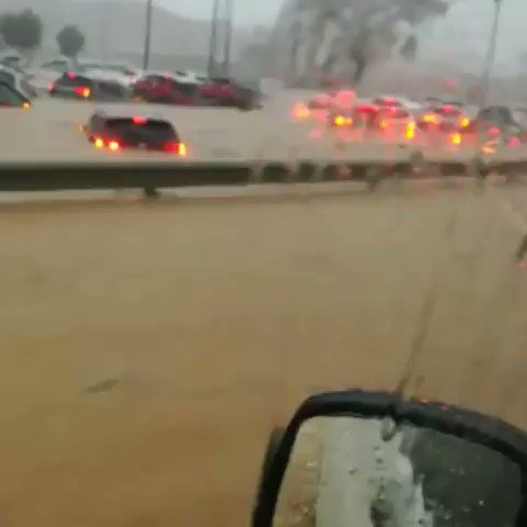 Severe #flooding in Vega Baja, #Spain this morning 12th of September! Report via Meteo reporter storm; #severeweather #ExtremeWeather