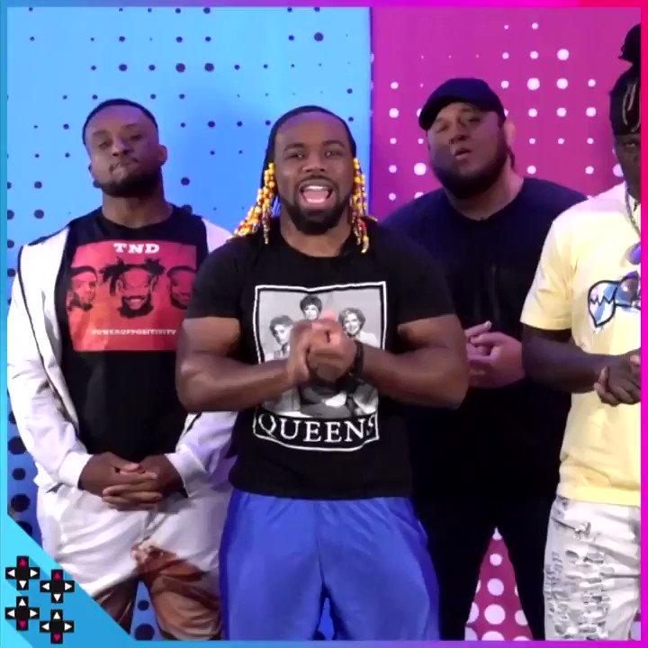 GET READY because here comes Team Themz!!! https://www.youtube.com/watch?v=E_dBqU5Qvuw&sf219302920=1&sf219303101=1… #WWEUniverseSuperstarShowdown #UUDD @WWEBigE @SamoaJoe @RonKillings @Zelina_VegaWWE