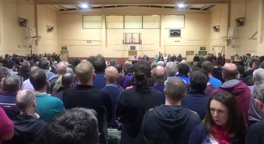 Should I wonder why everyone was so comfortable listening to Noel Grealish @proffesing his hate on Africans it's not about Refugees situation this is beyond that!! Really Ireland 2019.