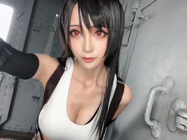 コスプレイヤーカモミールのTwitter動画11
