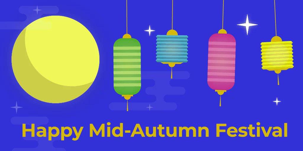 Happy Mid-Autumn Festival to all who celebrate! #MidAutumnFestival #Chuseok #TrungThu