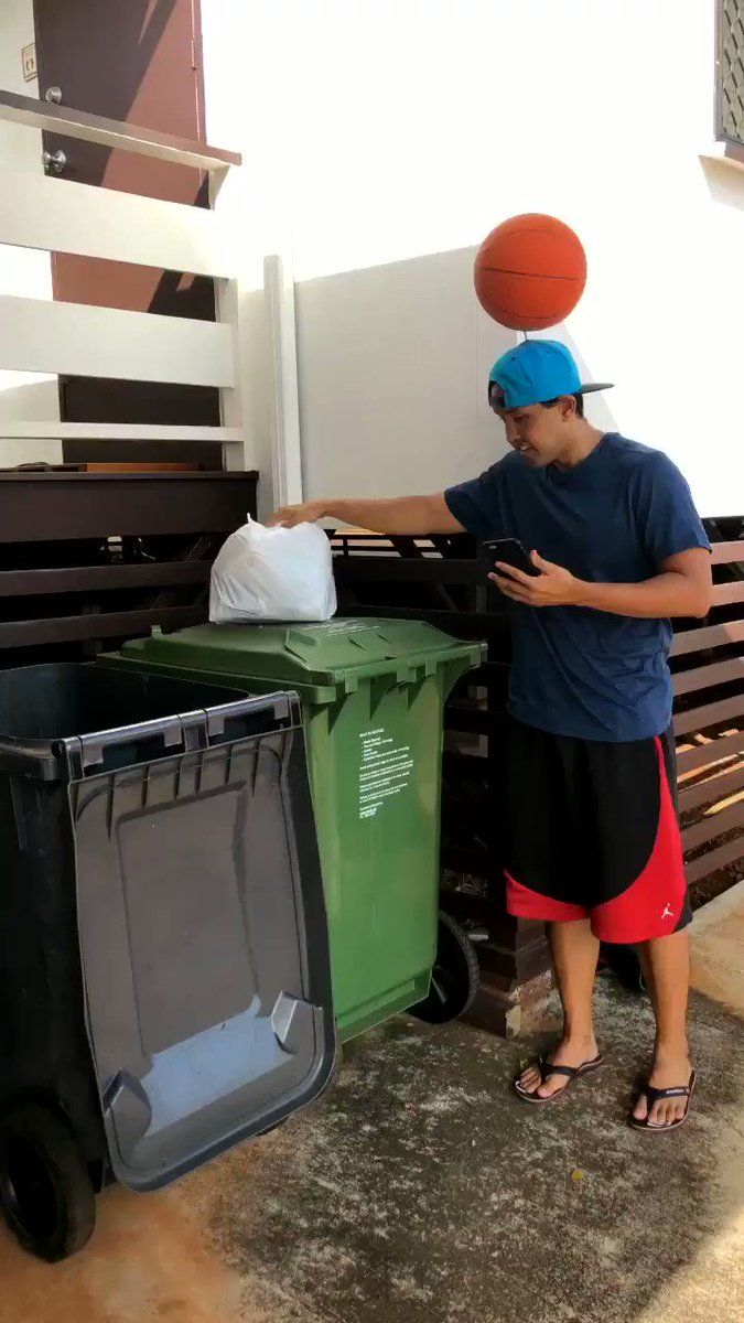 How Do You Take Out The Trash?