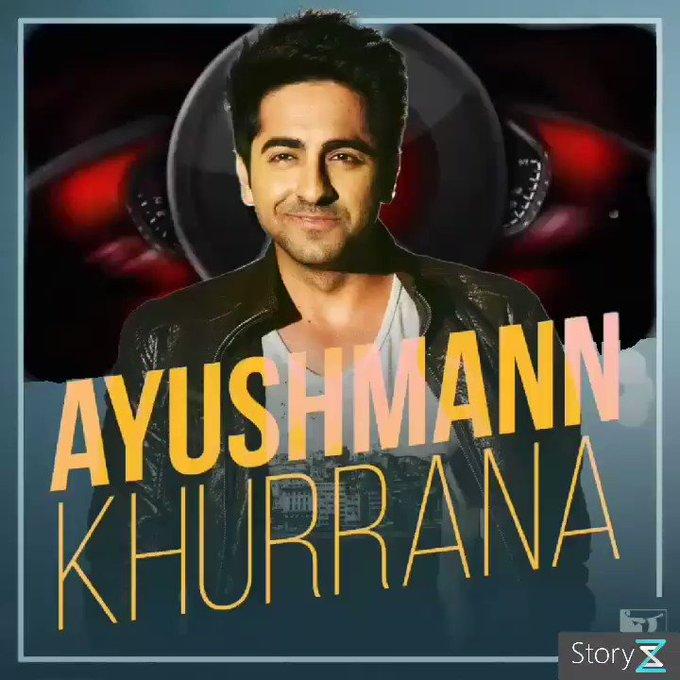 "Happy Birthday \"" Ayushmann Khurrana \"""