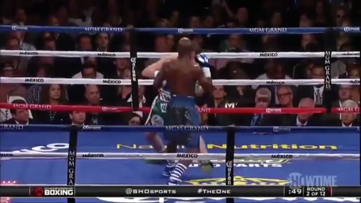 Replying to @georgewrighster: Canelo is a great fighter. Never forget what Floyd Mayweather did to him.