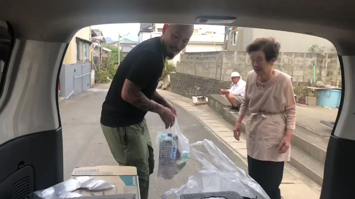 RT @SHO_aka_STIME: 予想より千葉.南房総の被害が酷かった 1日も早い復興を願います こまめに水分補給してください https://t.co/KtQk8GByZh