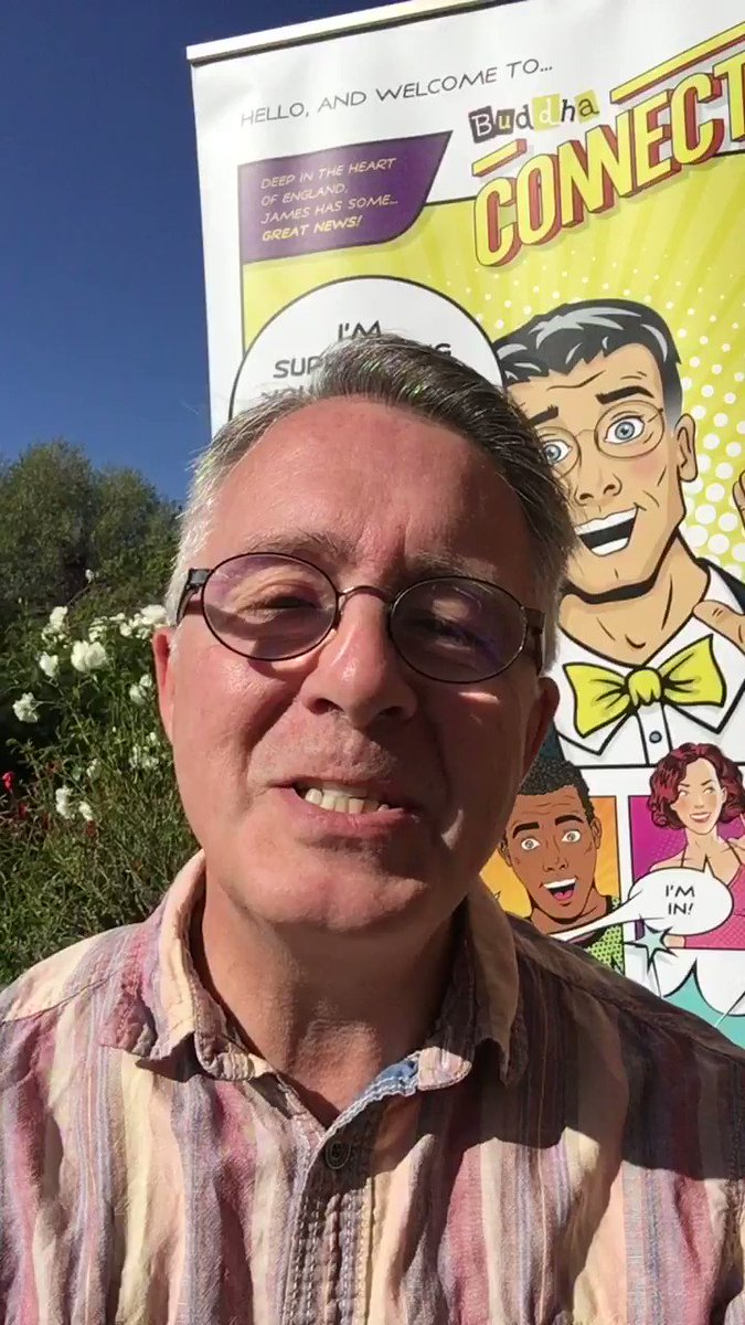 OMG it's almost 5 weeks since #WawickBuzz' 1st event. Here's a short message from James at @BuddhaConnect, about brining a guest! Please RETWEET to spread the word: 10am to noon, 19 Sept at @OldCoffeeTavern. Vibrant #networking in your #business community #warwickshire #warwick