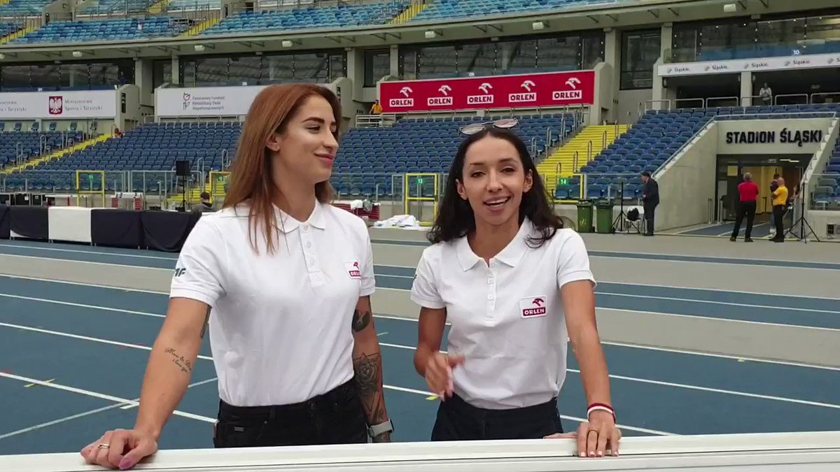 Miło nam poinformować, że do grona sportowców wspieranych przez @PKN_ORLEN dołączyły @sofiaennaoui i Ewa Swoboda❗️ #GrupaSportowaORLEN liczy już 35 zawodniczek i zawodników❗️👊
