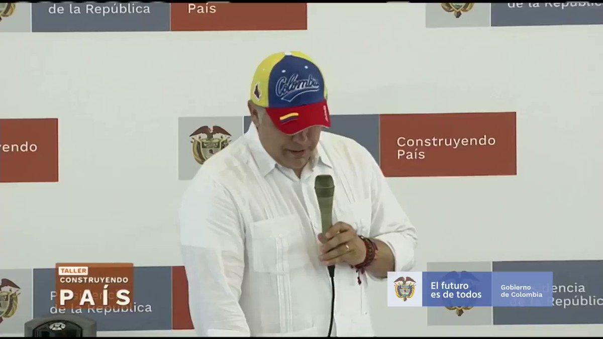Hay que destacar el liderazgo del Alcalde @AlejandroChar en su programa 'Barranquilla sin arroyos'. Hoy queremos decir que el Gobierno también apoya esta iniciativa y que esperamos que a final de año podamos decir que este problema ya es del pasado. #BarranquillaConstruye
