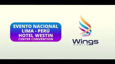 Image for the Tweet beginning: 🇵🇪 PERU NATIONAL EVENT 🇵🇪September