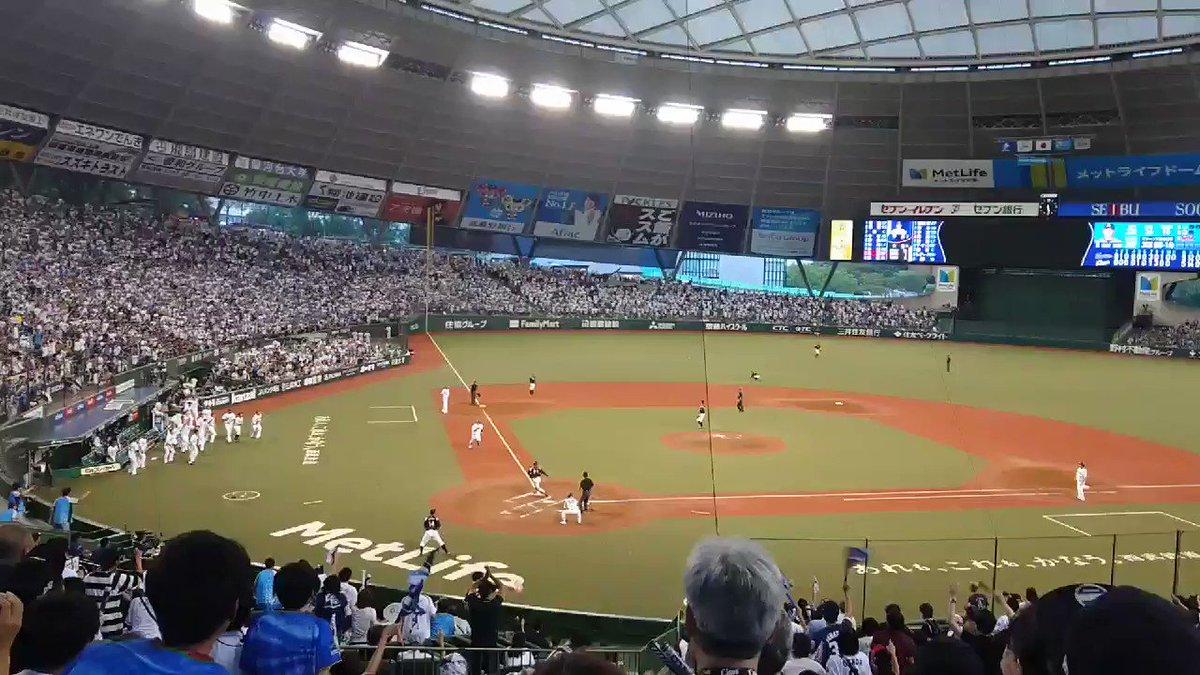 RT @sasaki_maimai: れおほー!!! 連日の劇的なサヨナラ勝ち! マジック9が点灯✨ やりましたねぇ(*^-^*) #seibulions #埼玉西武ライオンズ #サヨナラ勝ち #れおほー #マジック点灯 https://t.co/kIrI5a4jFK