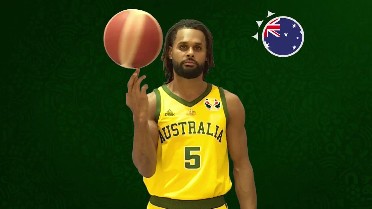 BOOMERS | 2:05 left.  🇦🇺Australia 56  - France 60🇫🇷  Big finish coming up, the Boomers need a bucket. They might have just the man for the job.  #GoBoomers #AustraliaGotGame #FIBAWC