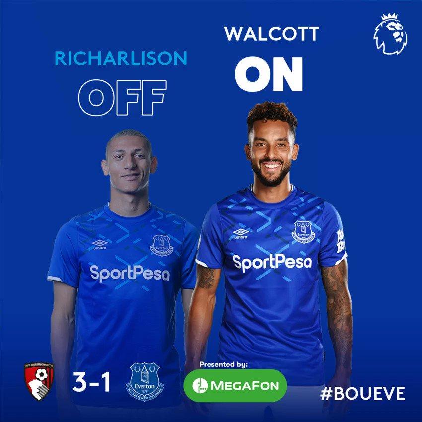 Everton @Everton