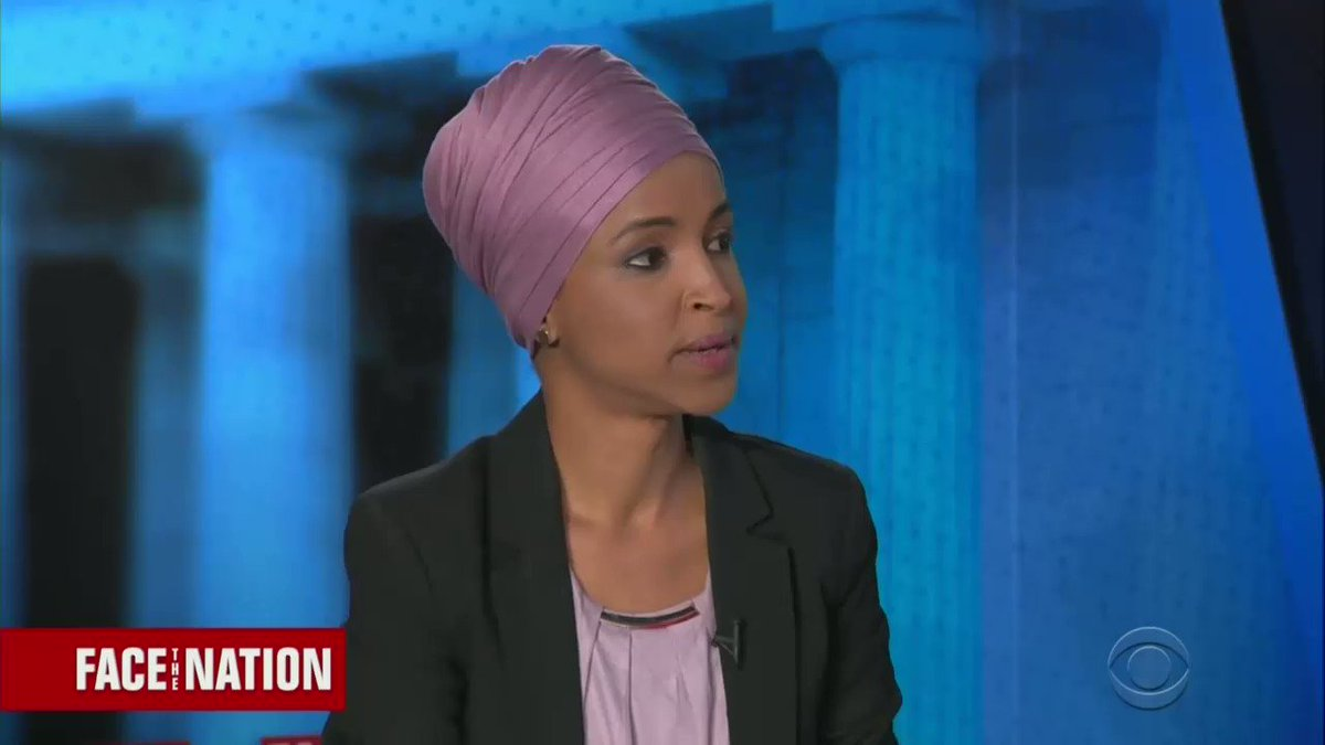 """Anti-Semitic Rep. Ilhan Omar (D-MN) says she hopes Israel does not re-elect Prime Minister Benjamin Netanyahu because his """"existence"""" is problematic Omar also continued to champion the anti-Semitic Boycott, Divestment, and Sanctions movement"""
