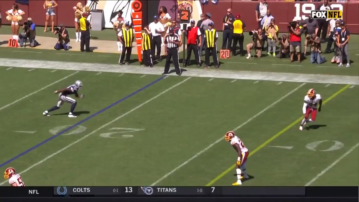 What type of coverage does Josh Norman calls this?