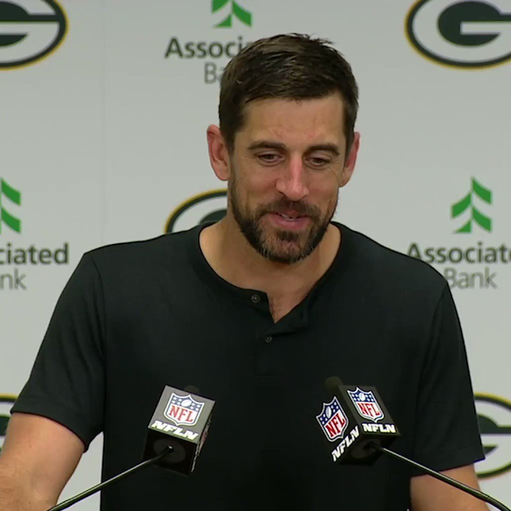 Aaron Rodgers Addressed The Heated Moment With Matt LaFleur