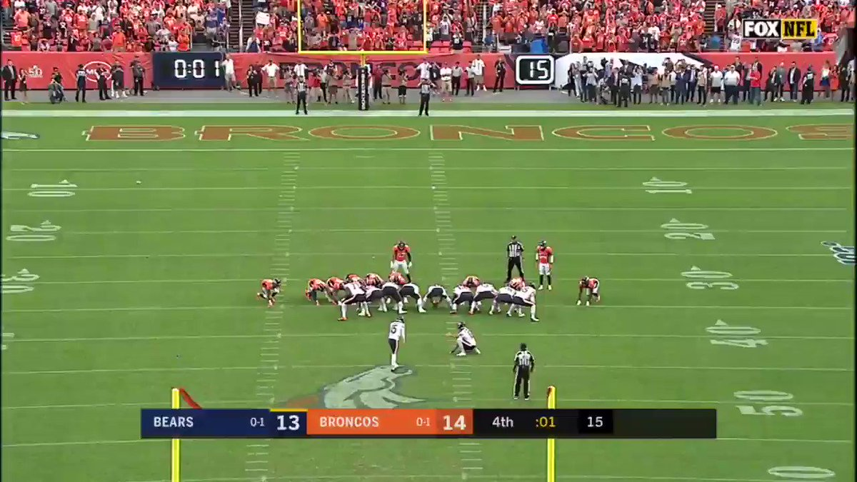 Instant analysis of Chicago Bears 16-14 win over Denver Broncos