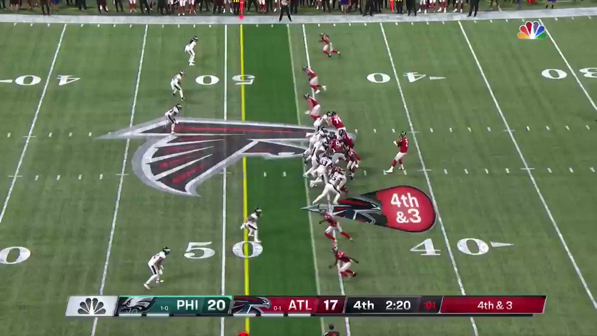 Julio Answers Wentz's TD 😤