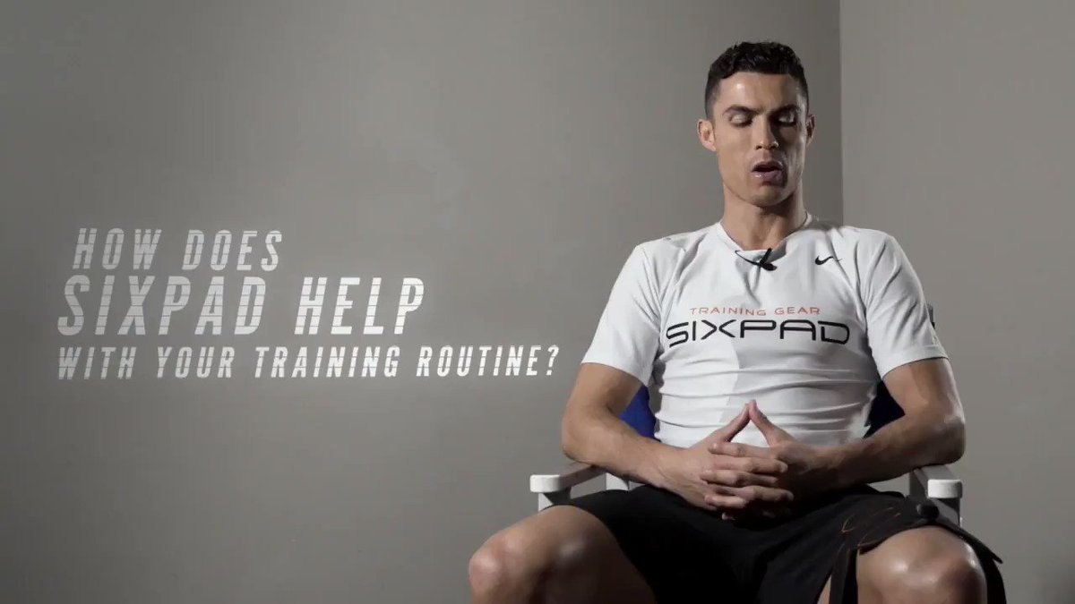 Combining gym with SIXPAD helps me a lot. EMS technology will surprise you.http://www.eu.sixpad.com  @SIXPADEurope #SIXPAD #traininggear