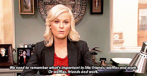 In honor of Amy Poehler's birthday, enjoy this ode to #LesliKnope: r29.co/34sHira #parksandrec