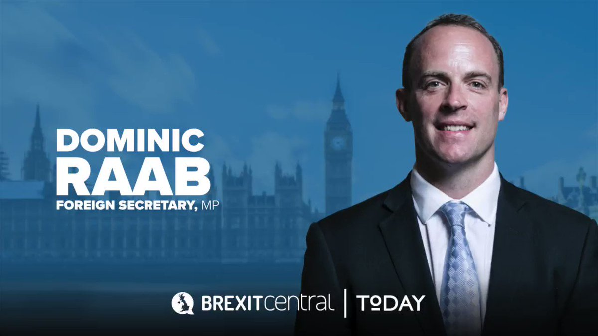.@DominicRaab says that the no-deal law is flawed