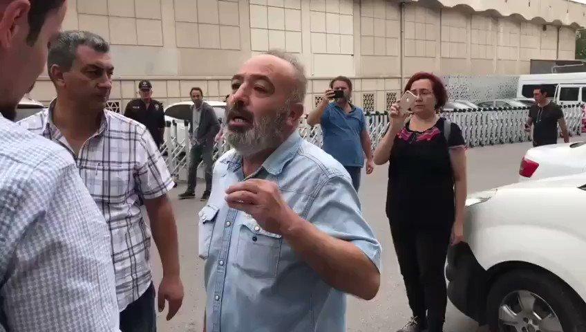 AKP binası önünden gözaltına alınan KHKlı Cemal Yıldırım: Sadece 1 saatlik oturma eylemi yapacaktım t24.com.tr/video/khk-li-y…