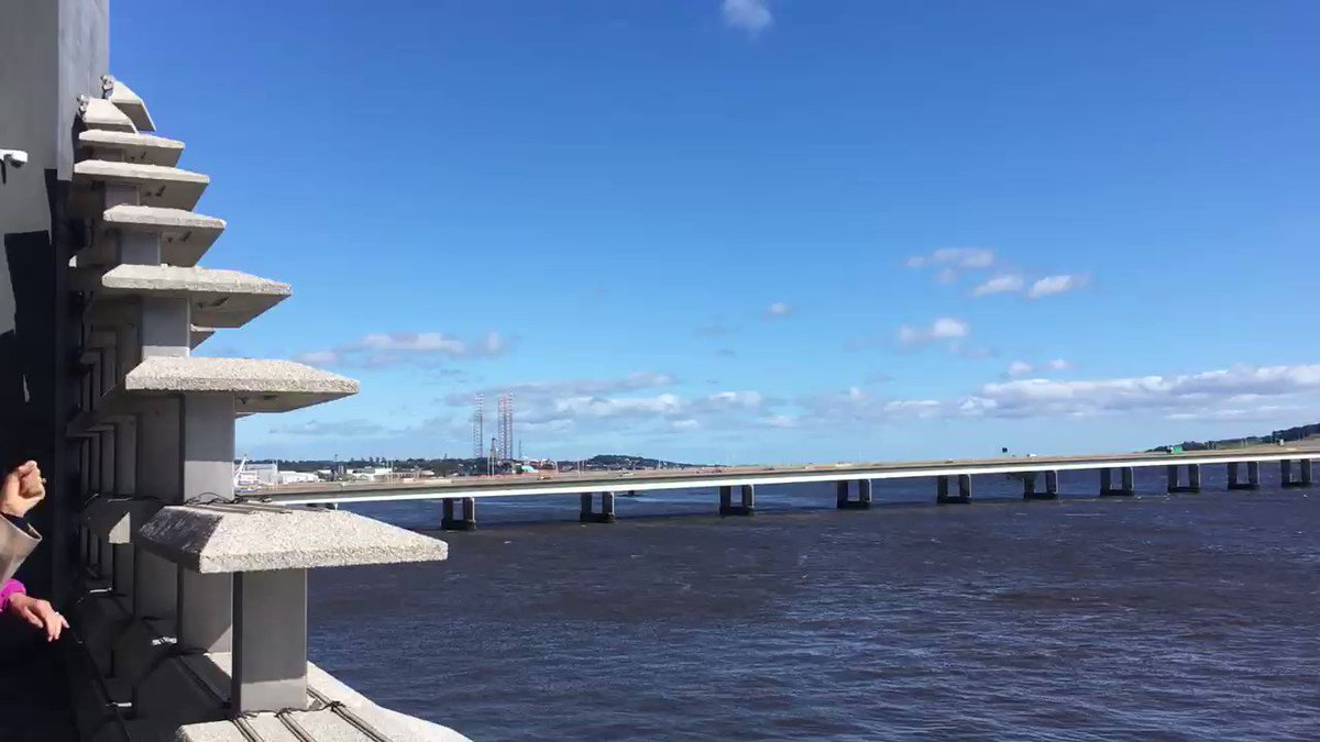 What a day to be hosting @bbcrsafternoons from #V&ADundee #silverytay  On air at 2.05pm @bbcradioscot