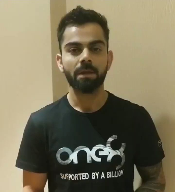 @imVkohli's photo on Offers