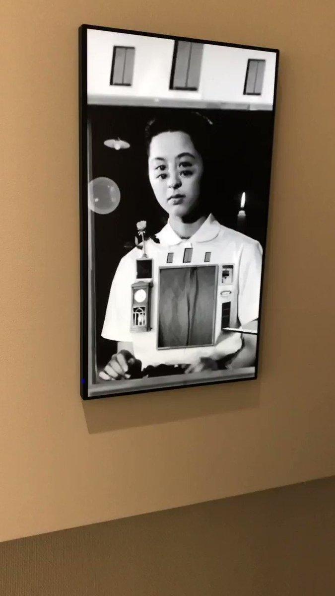 RT @MAGICGOKU: 何気に好きだった展示。  普通の所が良い。  #あいちトリエンナーレ2019 https://t.co/s5LhtWBUmC
