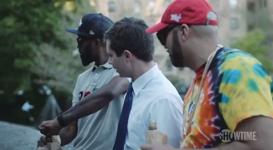 Can you all let mayor Pete Buttigieg know that doing goofball stereotypical stunts like drinking liquor out of a brown paper bag with a couple non-ADOS, 1st generation immigrants, will NOT ingratiate him with Foundational Black American voters.   #reparations  #Tangibles2020