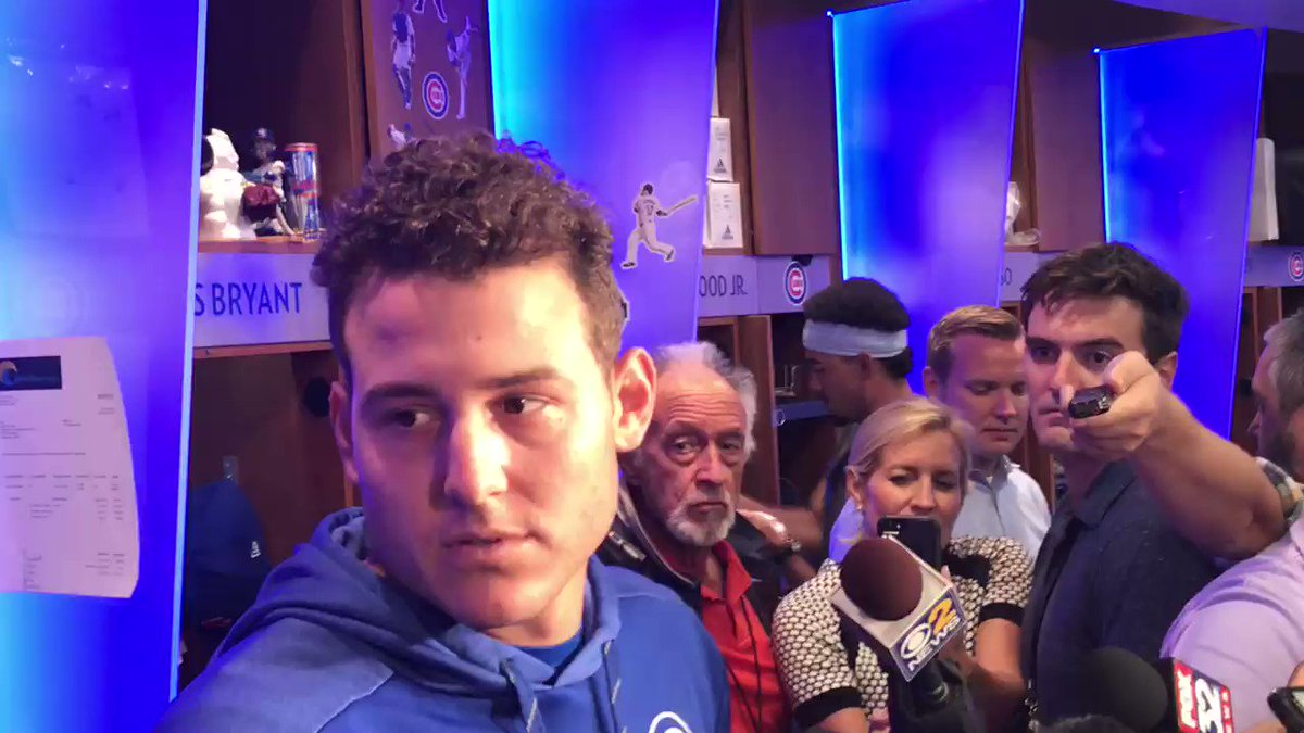 Anthony Rizzo could miss the rest of the season with a Grade 2 lateral ankle sprain: 'To miss any time right now sucks'