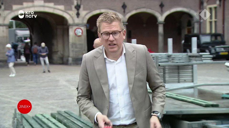 """""""Prinsjesdag is een soort politieke kermis, een dorpsfeest,"""" aldus Gert-Jan Segers"""