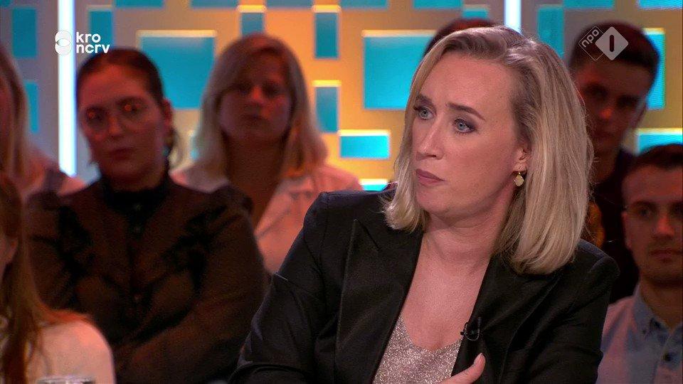 """Griet Op de Beeck wil mensen helpen met verhaal over misbruik: """"Mijn fucking plicht"""""""