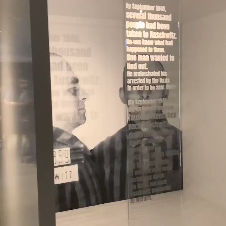 Attention! This is important! The @InstPileckiego has opened a branch in Berlin. It is located next to the Brandenburg Gate where you can visit an unusual exhibition about the great hero W.Pilecki, and where you can get to know more about the fate of the Poles. Pass on this info!