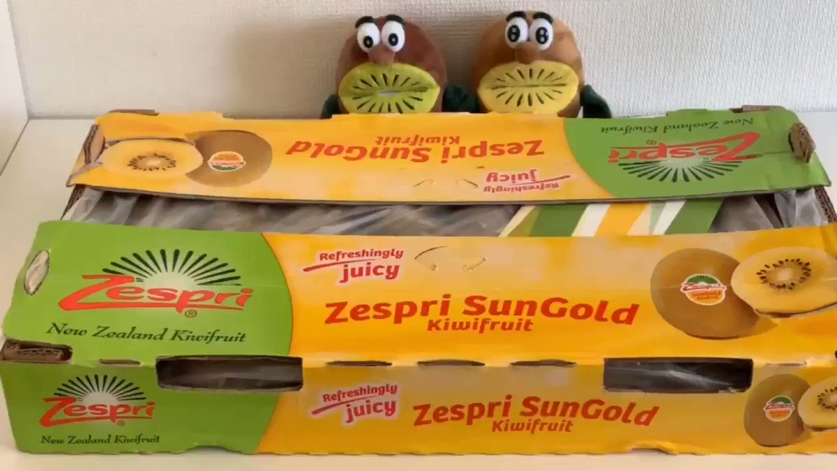 拝啓ゼスプリ(@zespri_jp )様TikTokのアゲリシャスバイトの商品が届きました。私の心は今まさにアゲリシャスです。心から御礼申し上げます。本当にありがとうございます。誰よりも味わっていただきます。今後とも宜しくお願い致します。大好きです。敬具